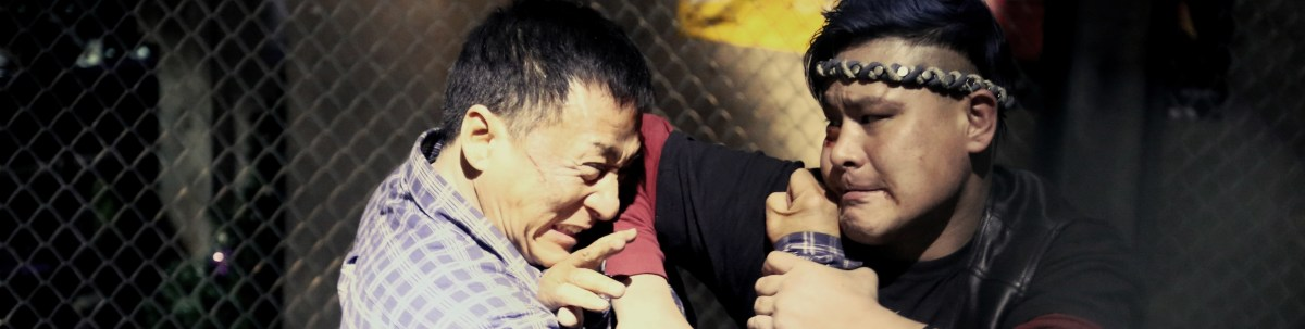 DVD Review – Police Story: Lockdown (2013)