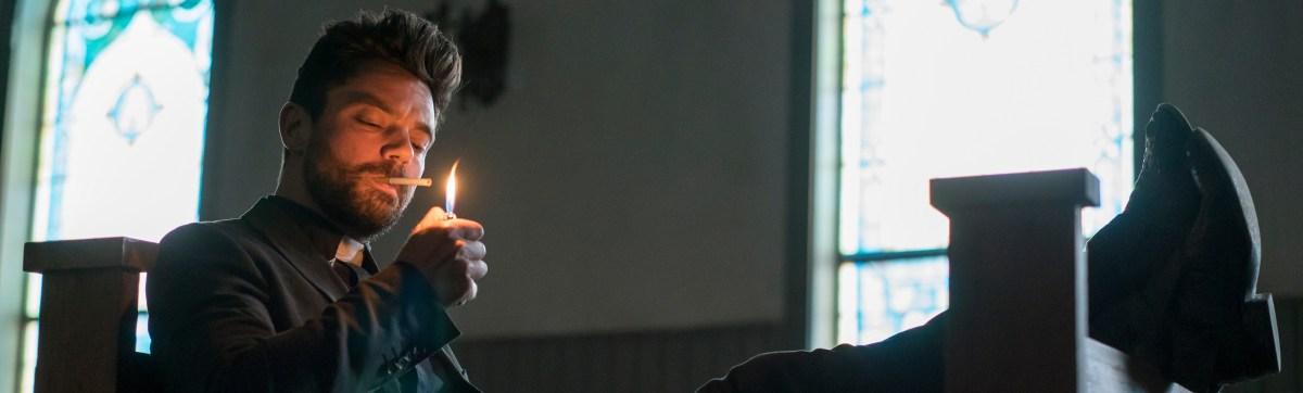 Blu-ray Review – Preacher: Season One (2016)