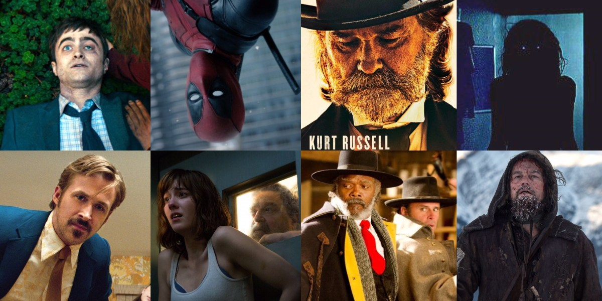 EP 122 – Films of 2016 w/ Mike (The Nice Guys, Bone Tomahawk & The Hateful Eight)