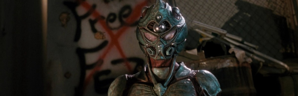 Blu-ray Review – The Guyver (1991)
