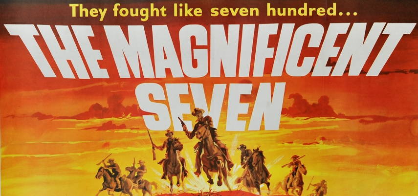 EP 126 – The Magnificent Seven (1960) & The Magnificent Seven (2016)