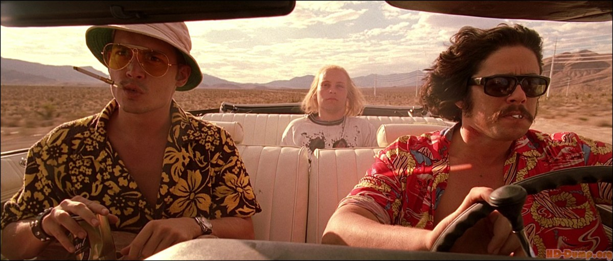 EP 131 – Fear and Loathing in Las Vegas (1998)