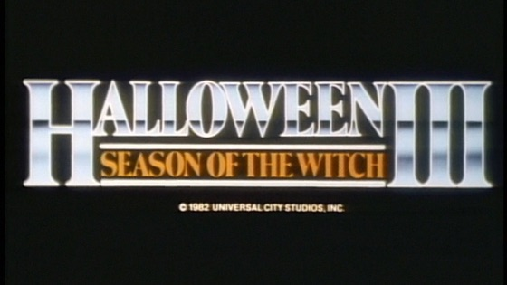 FAS244 – Halloween Horrors – Halloween III: Season of the Witch (1982) and Halloween II (2009)