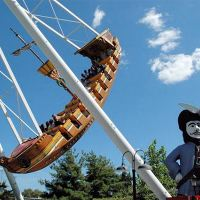 Top 10 Amusement Park Rides!