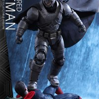Armored Batman Sixth Scale Figure by Hot Toys