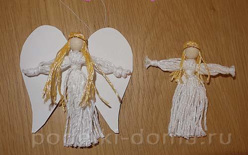 angely iz nitok