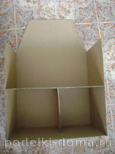 kukolny-domik2 Чего сделать кукольный дом. Кукольный домик своими руками: инструкции и советы по созданию. Чтобы сделать детский домик своими руками, нужно
