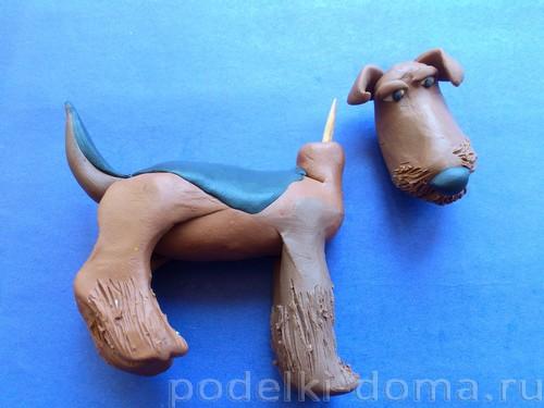 কুকুর Terrier প্লাস্টিকের 10
