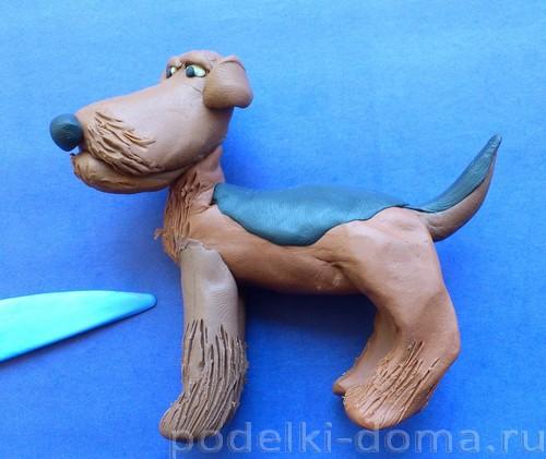 কুকুর Terrier প্লাস্টিকের 11