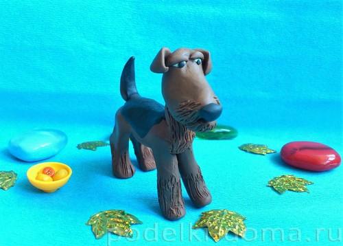 কুকুর Terrier প্লাস্টিকের 13