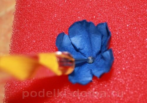 Watercolor Paper Flowers 05.