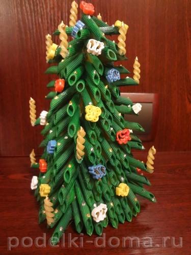 Macaron'dan Noel ağacı