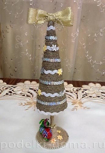 Cones5 da árvore de Natal5.