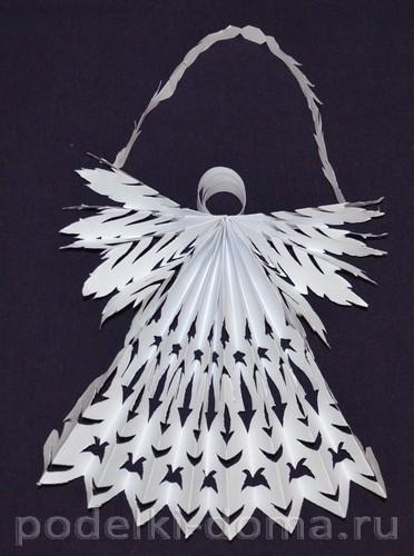 Papír Angel 19.
