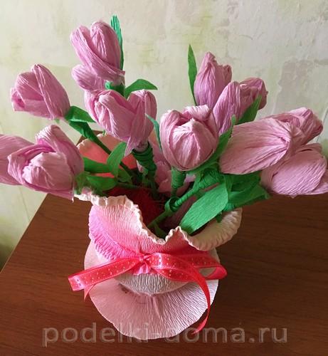 Spring flowers crocuses.
