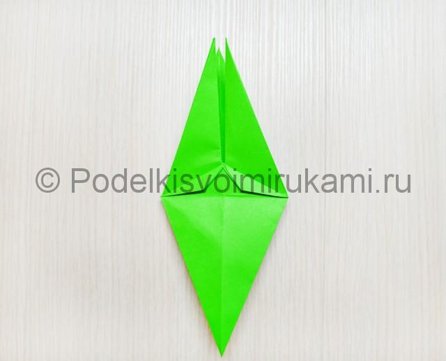 Dragon Boat (3D Origami) by Denierim on DeviantArt | 517x640