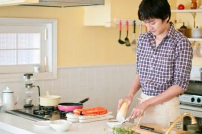 炊き込みご飯を作る