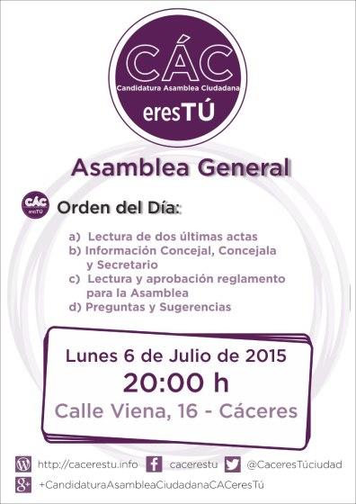 Asamblea 6 de junio