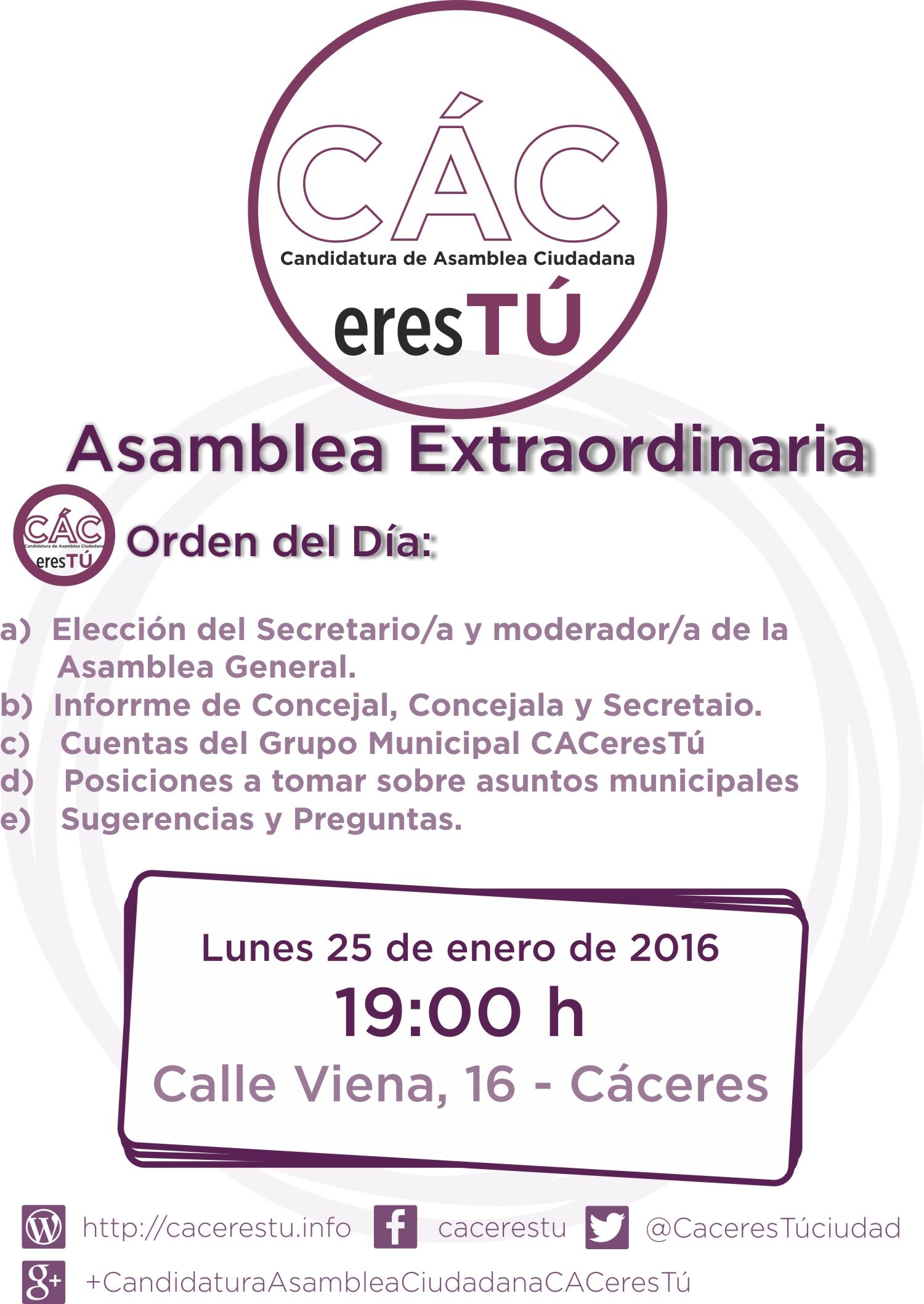 2016-01-25 (Ricardo) Cartel Asamblea Redes
