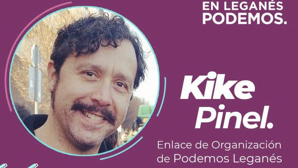 Enlace de Organización de Podemos Leganés