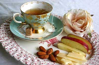 receita do chá inglês