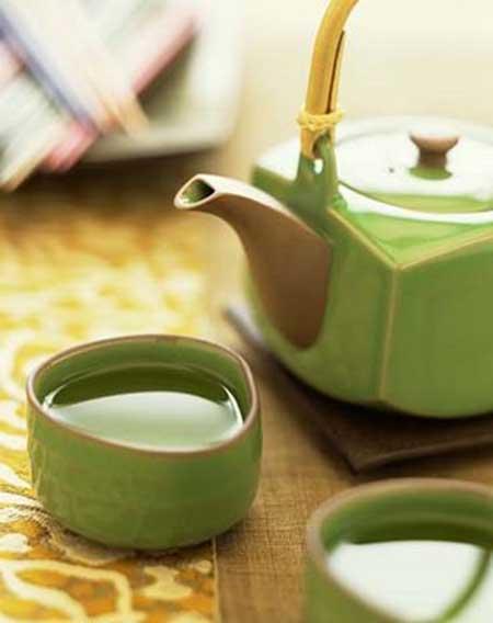 chá de erva sidreira