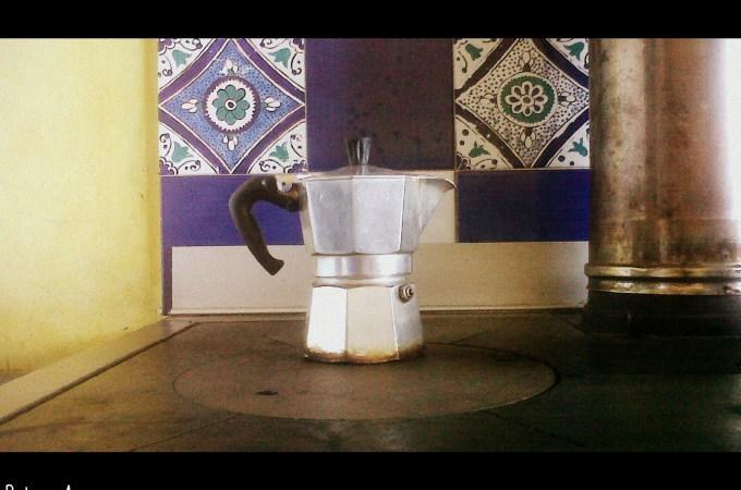 Il Caffé di Delfa, la mia vicina di Podere