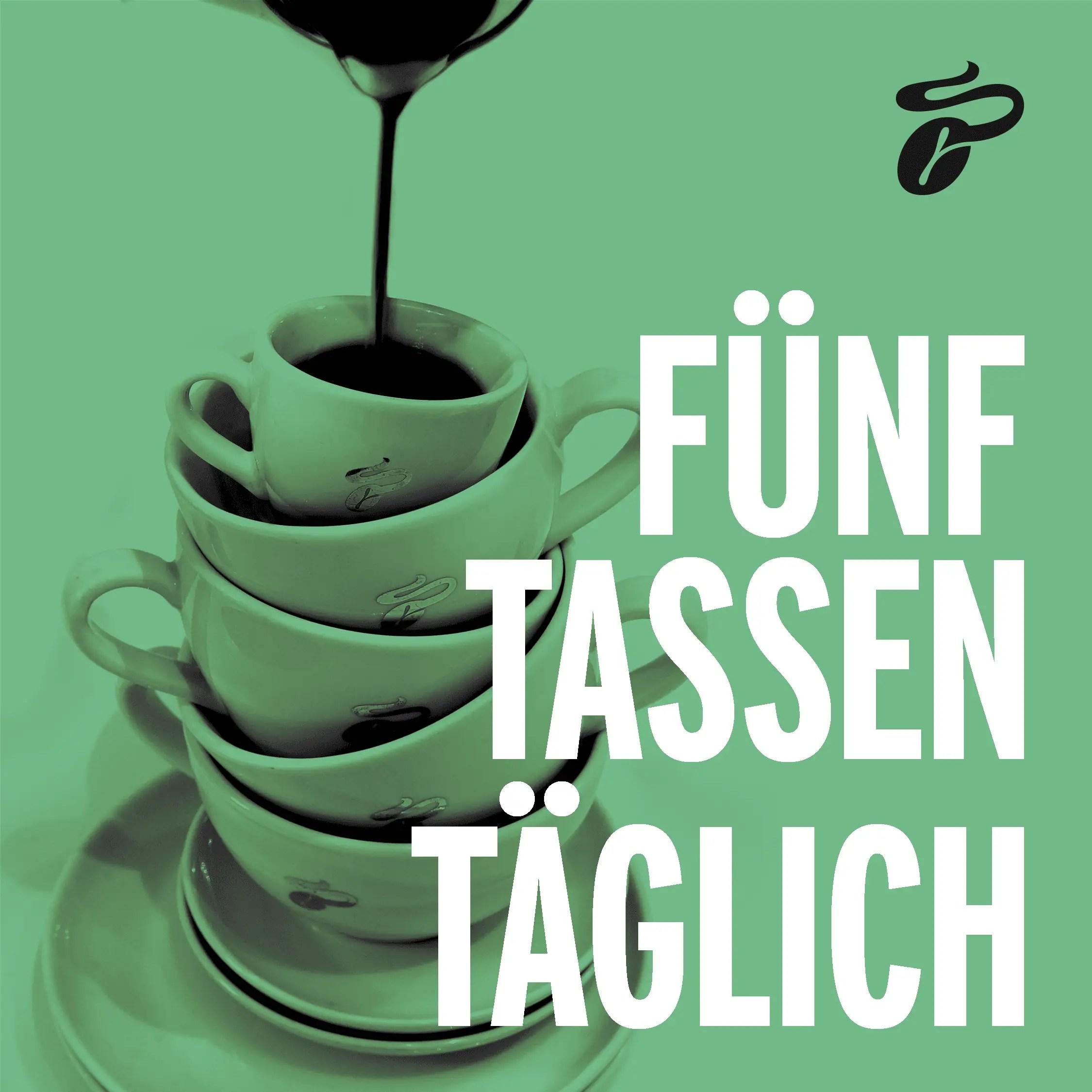 5 Tassen täglich - Der Tchibo Podcast