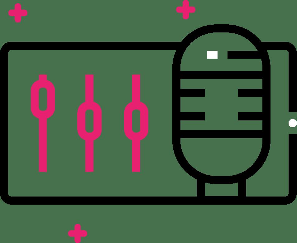 Podcast Agentur: Auftragsproduktion