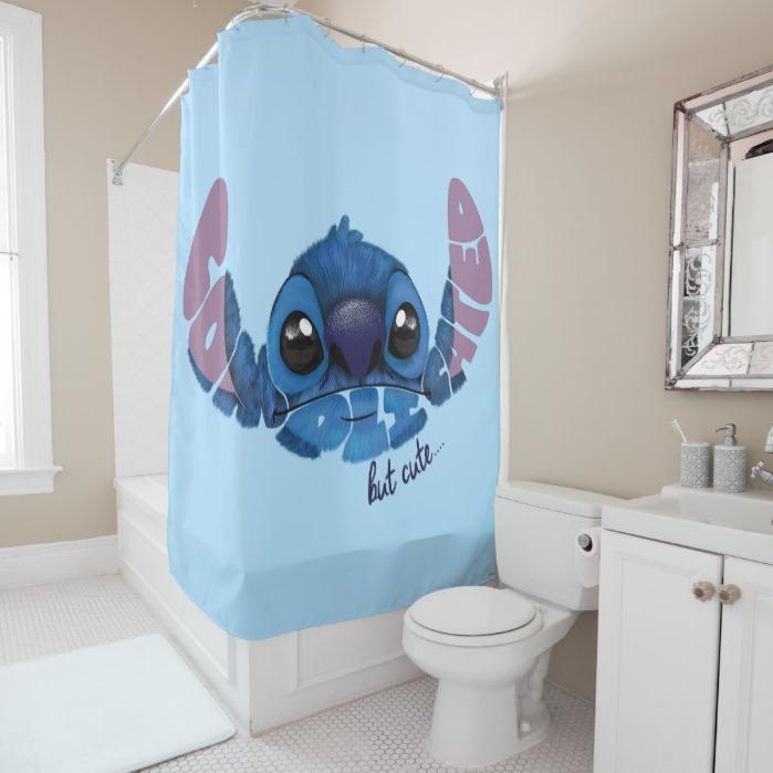 stitch complicated but cute 2 shower