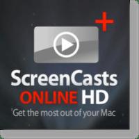 ScreenCasts Online logo in iTunes