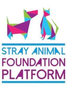 Logo Stray Animal Foundation Platform