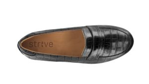Strive Milan – Black Crocodile