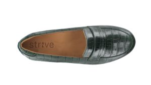Strive Milan – Forest Green Crocodile