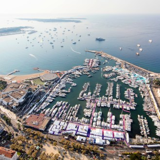 Cannes Yachting Festival - 2 ports 2016