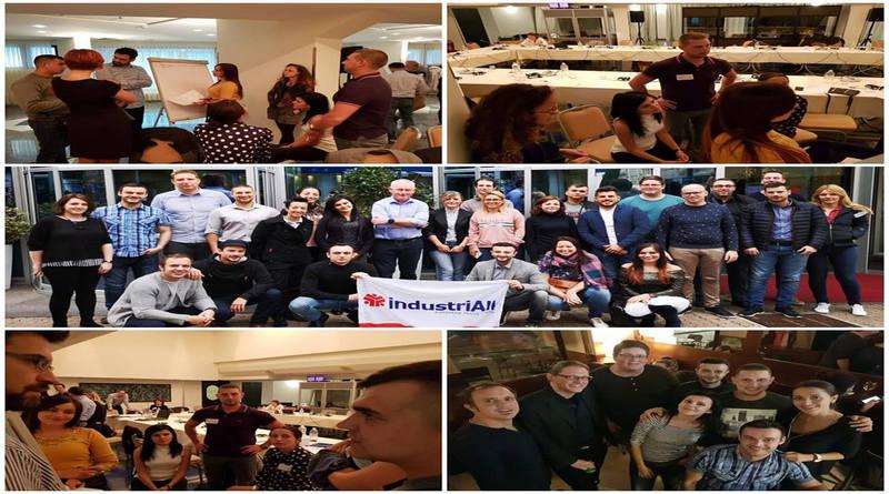 Противопоставяне на крайно дясното движение - ролята на младите синдикалисти в европейските избори през 2019