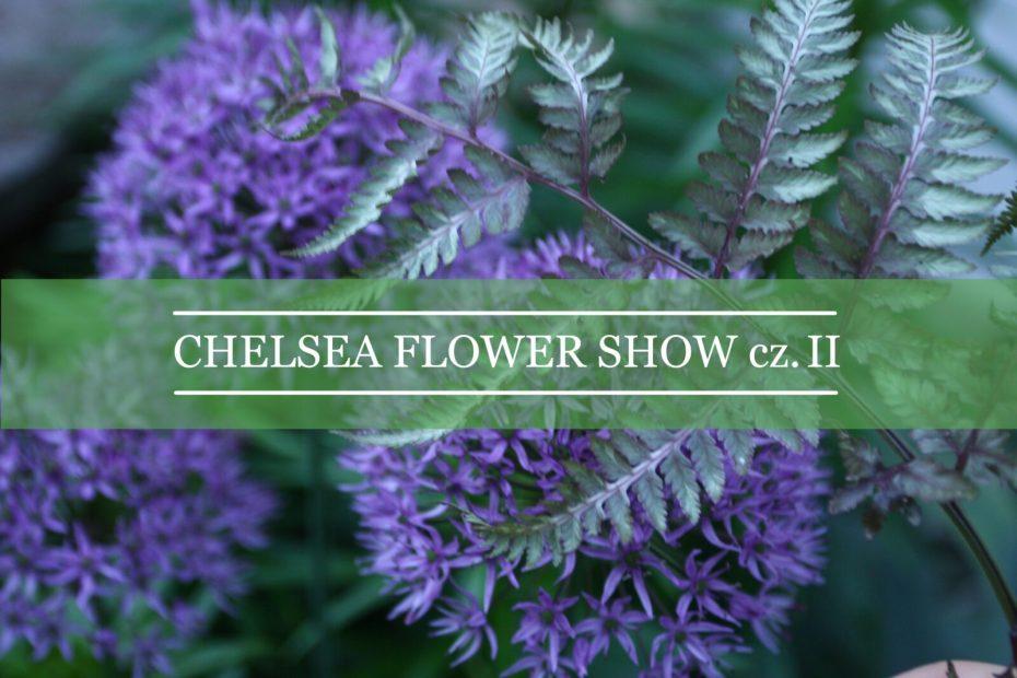 Chelsea Flower Show 2019 cz. II