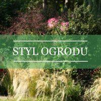 Jak wybrać styl ogrodu?