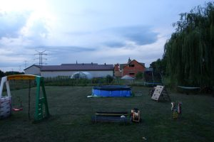 ogród Doroty i Mariusza