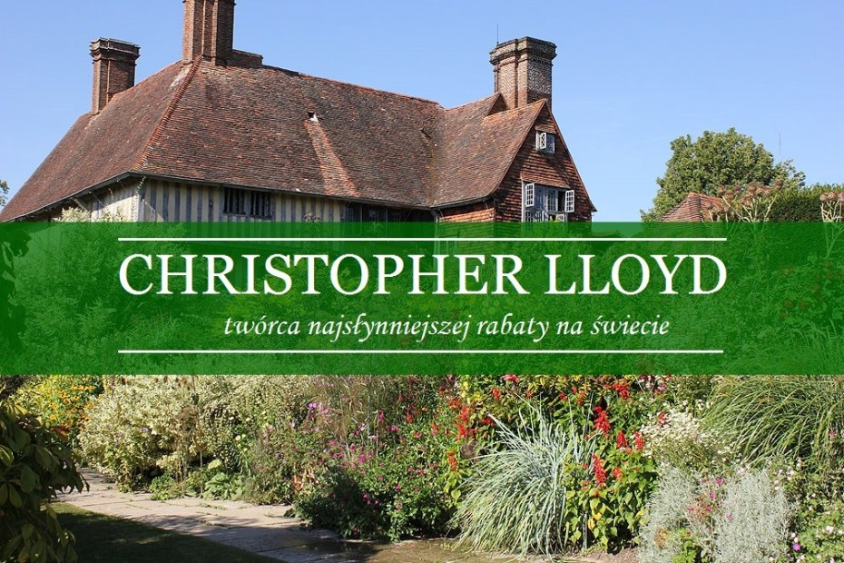 Christopher Lloyd; Great Dixter: the long border