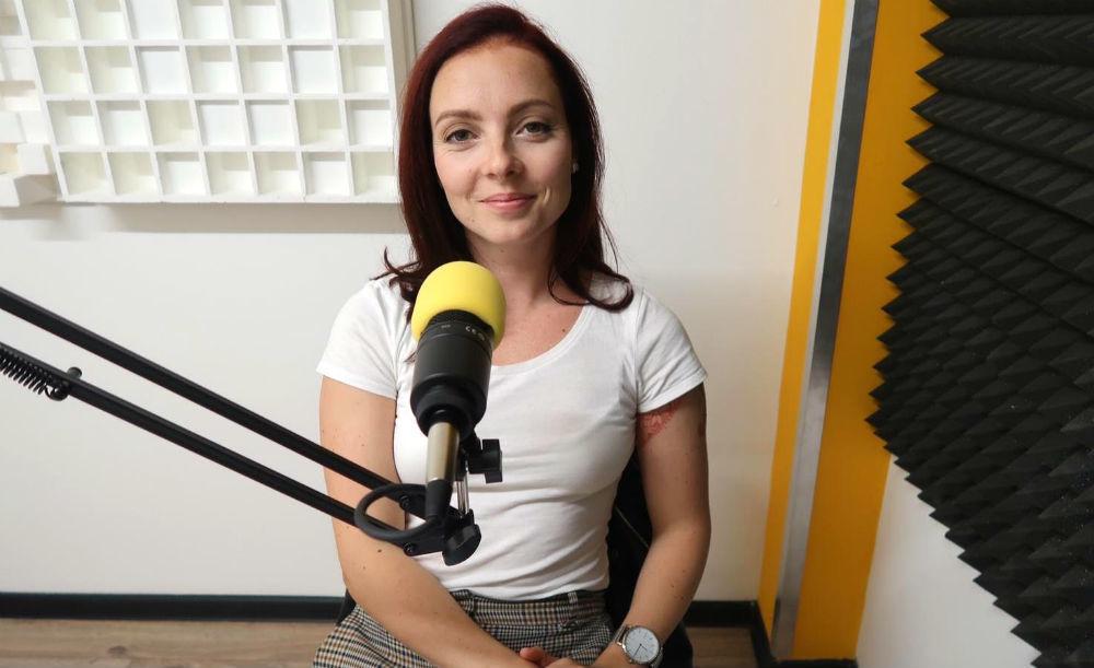 Martina Horváthová - two cosmetics