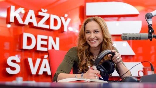 Host Lucie Výborné Podcast