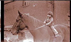 Moi à cheval Modif