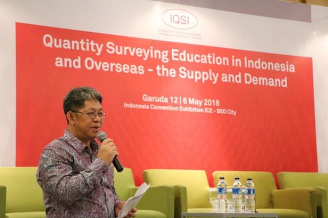 Quantity Surveyor : Kebutuhan Banyak, Peminat Sedikit