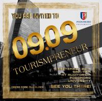 "Soft Launching Faculty of Tourismpreneur ""Where Tourism Meet Entrepreneur"""