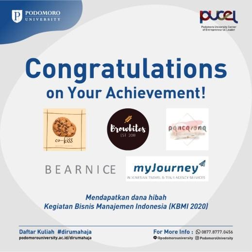 Kegiatan Bisnis Manajemen Indonesia (KBMI) 2020