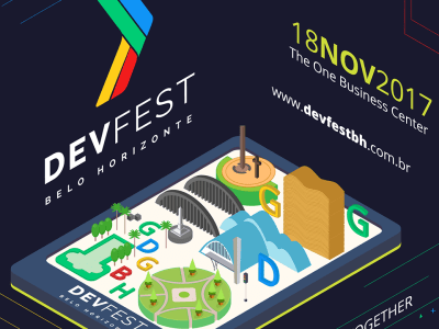 [Evento] DevFestBH 2017 – WeAreTogether