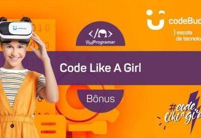 PodProgramar Bônus – codeBuddy