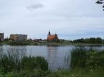 Wioska Wikingów na wyspie Ostrów koło Wolina