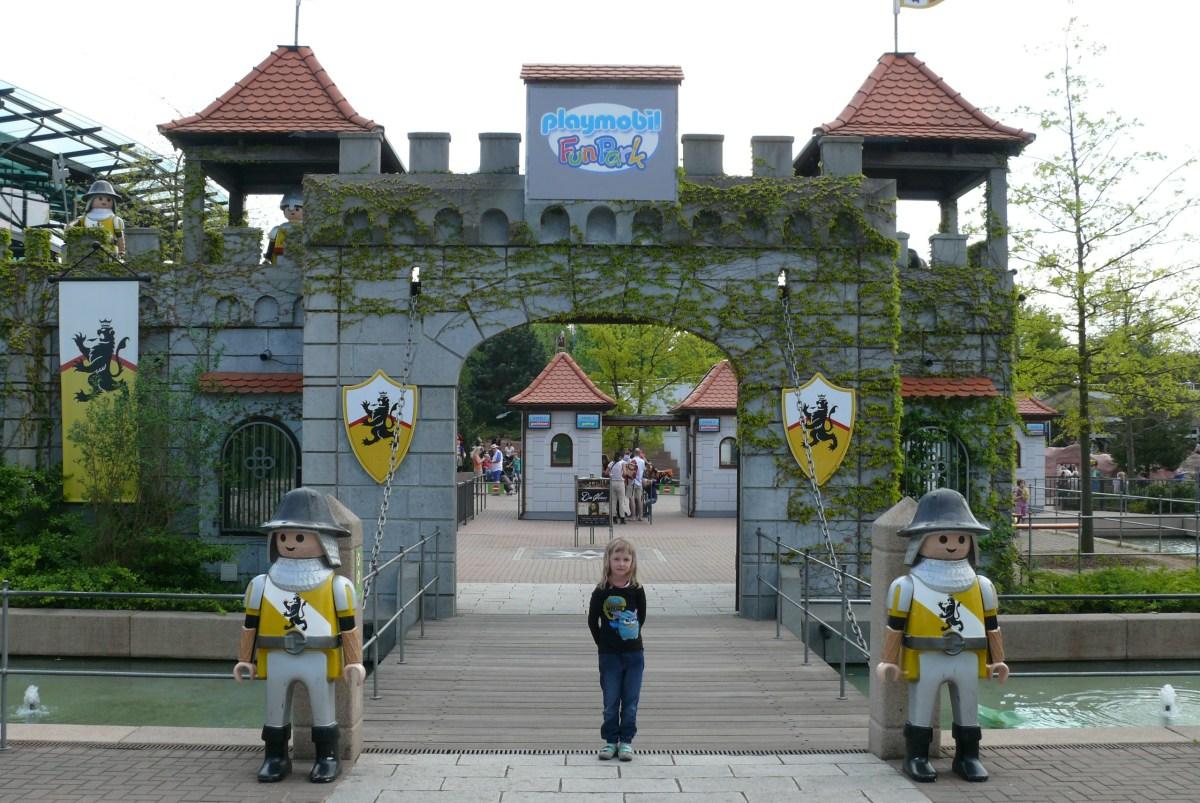 Playmobil FunPark koło Norymbergii w Niemczech